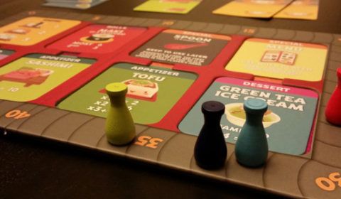 Review: Sushi Go Party!