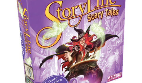 """Storyline: Scary Tales"" Announced by Asmodee"