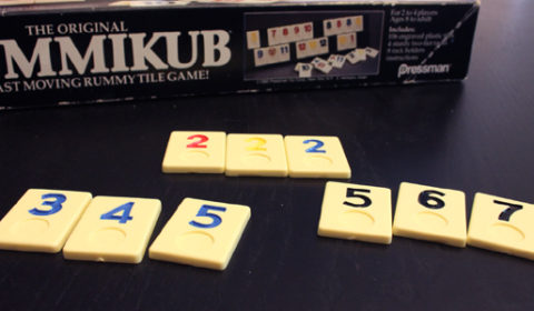 Time Machine: Rummikub