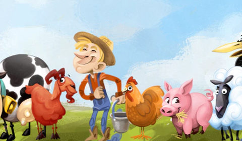 """Barnyard Roundup"" Available to Support on Kickstarter"