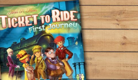 """Ticket to Ride"" for Kids Being Released"