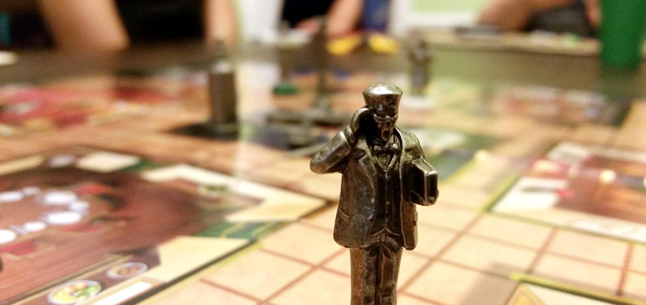 Gateway Games: Bringing Non-gamers Around the Table
