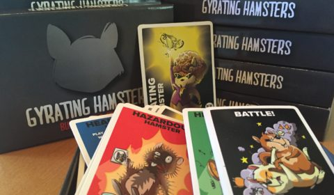 Interview: The Minds Behind 'Gyrating Hamsters'