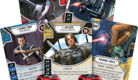 New Star Wars Destiny Boosters