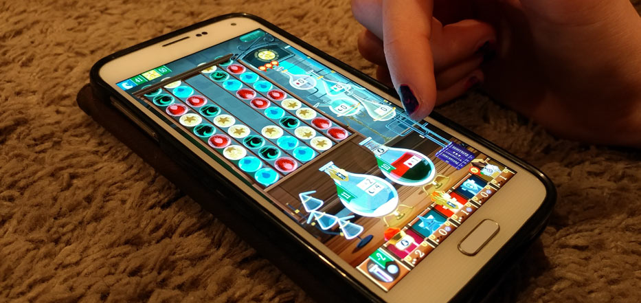 Potion Explosion Digital App