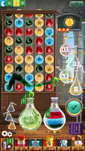 Potion Explosion on Android