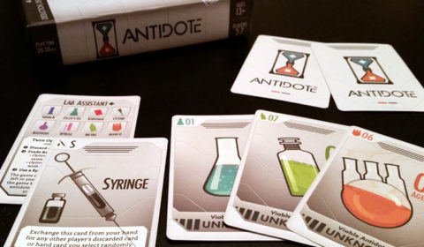 Review: Antidote