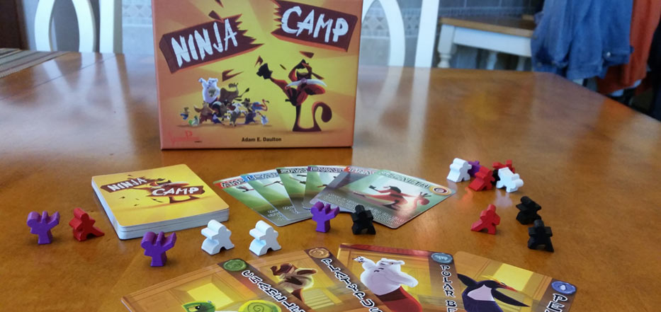 Review: Ninja Camp