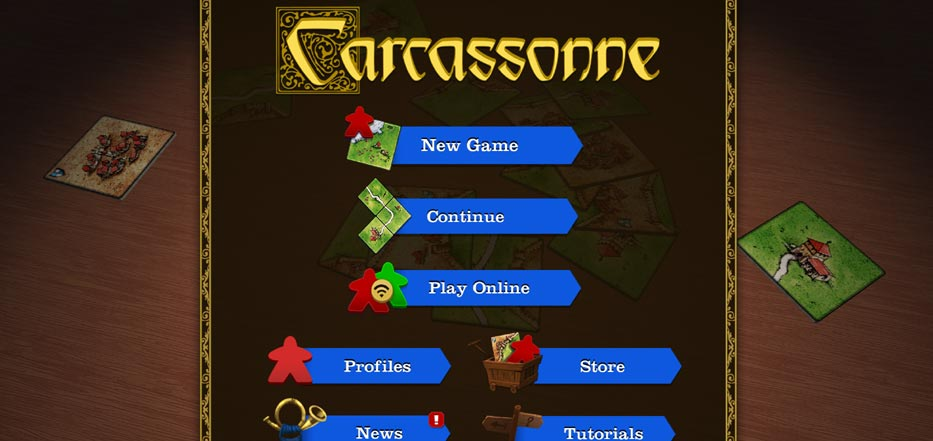 App Review: Carcassonne