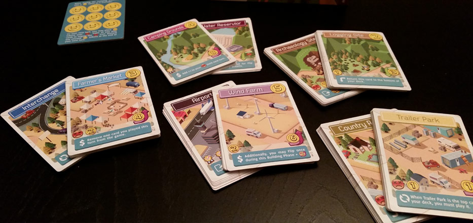 Flip City: Wilderness cards