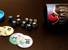 Review: Batman the Animated Series Dice Game