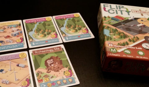 Review: Flip City: Wilderness