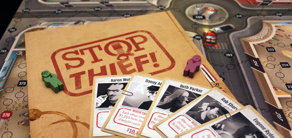 Review: Stop Thief