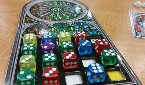 Review: Sagrada