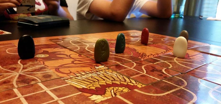 Tsuro by Calliope Games