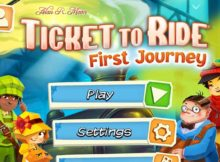 Review: Ticket to Ride: First Journey App