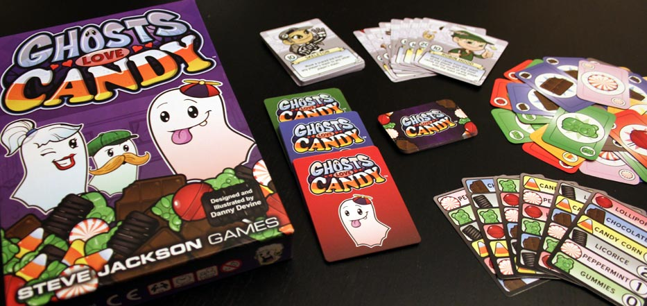 Review: Ghosts Love Candy