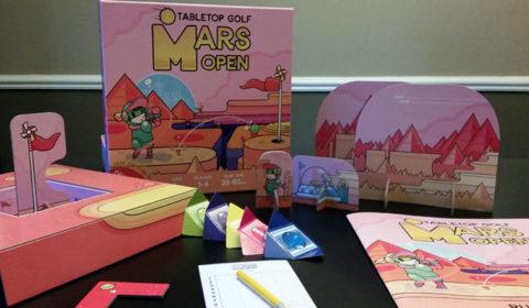Mars Open Kickstarter Preview