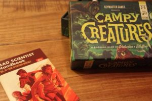 Review: Campy Creatures