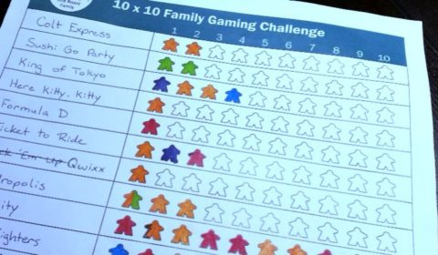 Our Family Failed our 10 x 10 Challenge, Here's Why