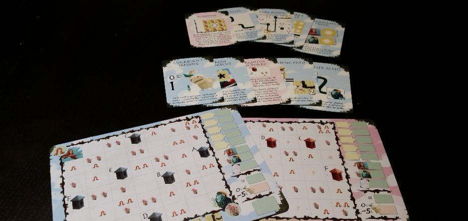 Kokoro decree cards