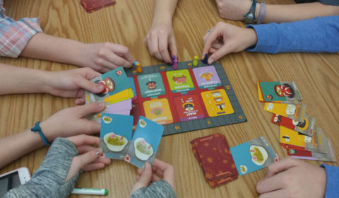 Board Games in the Classroom