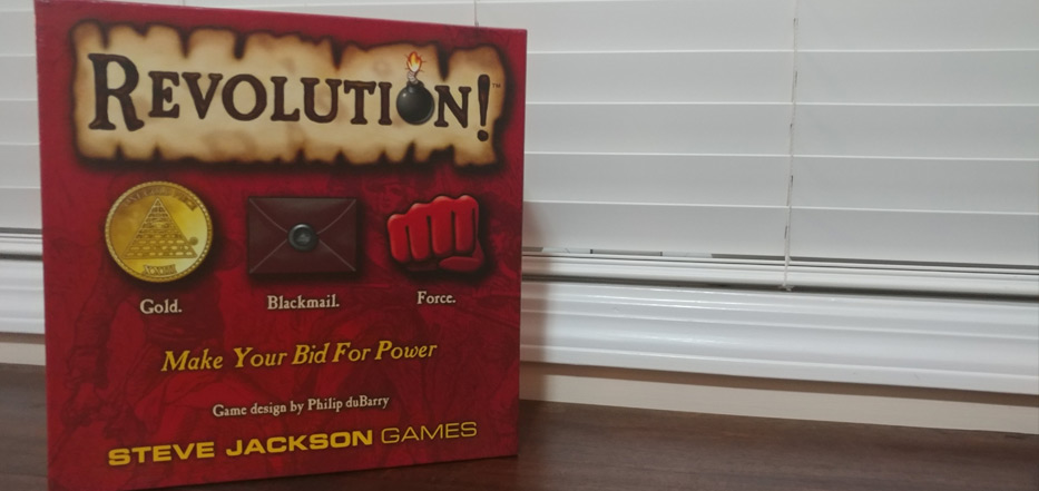 Review: Revolution!