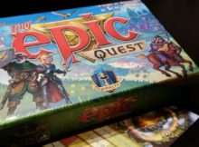 Review: Tiny Epic Quest