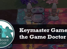 "S2E02 - Keymaster Games and the ""Game Doctor"" is in"