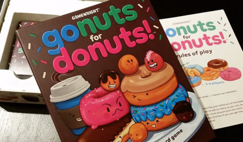 Review: Go Nuts for Donuts