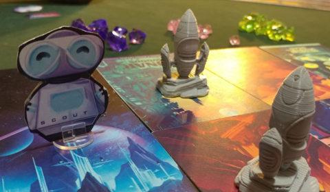Space Park Kickstarter Preview