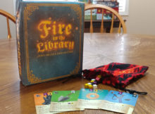 Preview: Fire in the Library