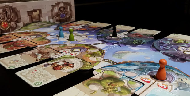 Review: Dice Forge