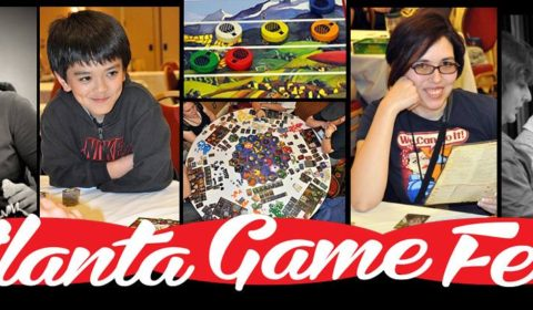 Five Games I Discovered at Atlanta Game Fest