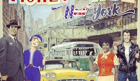 Ticket to Ride Hails a Cab to New York