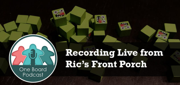 S2E14 – Recording Live from Ric's Front Porch