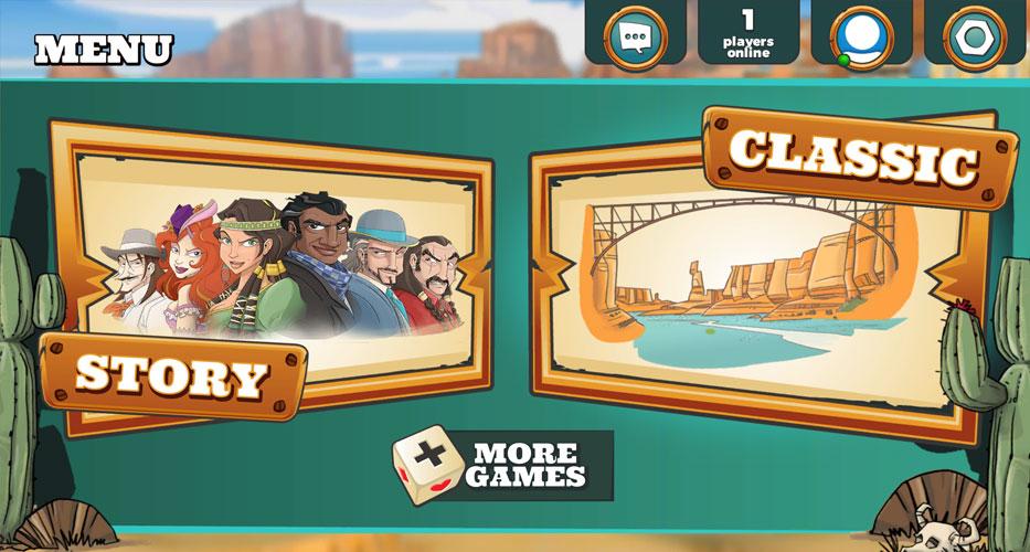 Colt Express game modes