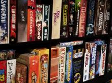Game Shelf Staples
