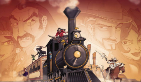 App Review: Colt Express