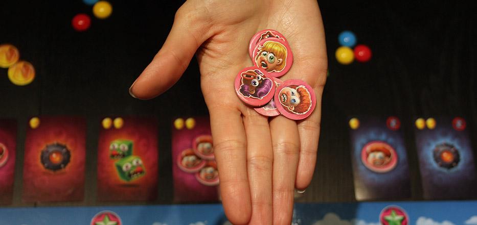 Zombie Tsunami human tokens