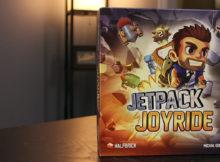 Jetpack Joyride Kickstarter Preview