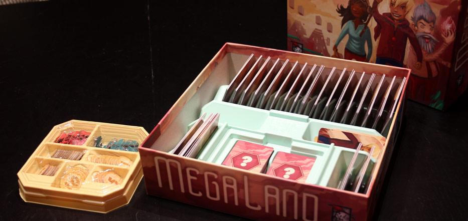 MegaLand Game Trayz