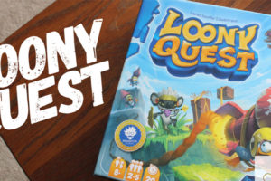 Review: Loony Quest