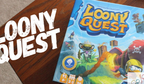 Video Review: Loony Quest