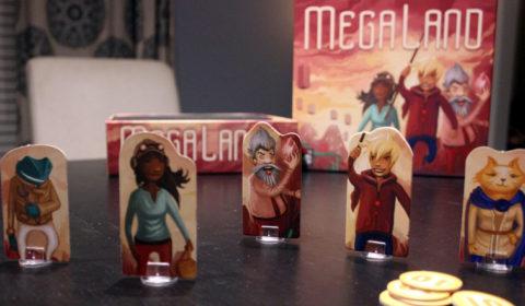 MegaLand Review
