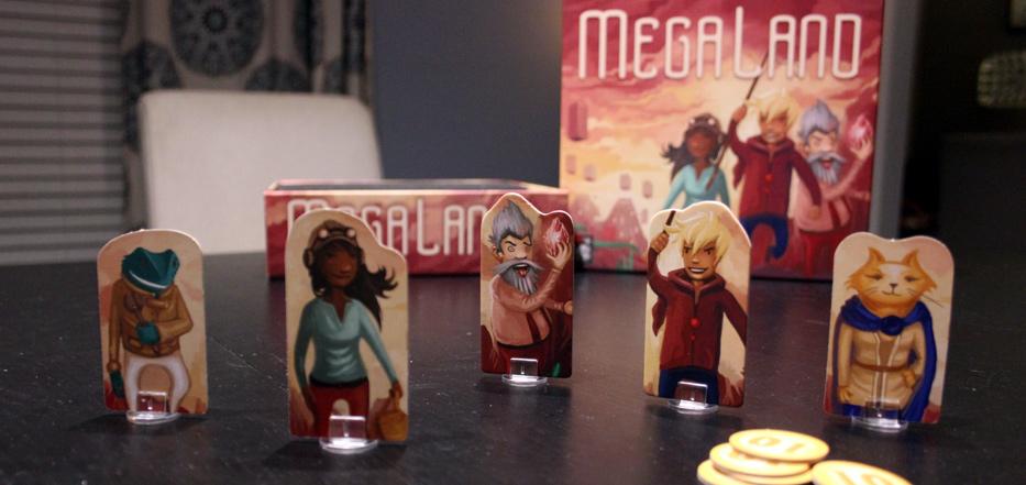 Review: MegaLand