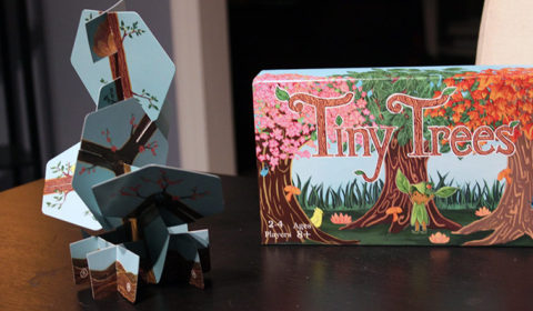 Tiny Trees Kickstarter Preview