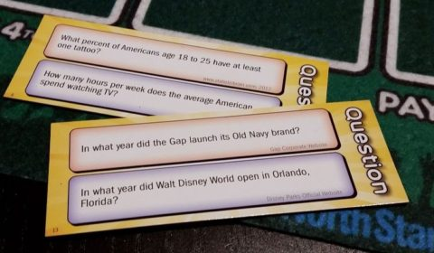 Game Shelf Staples: Trivia Games