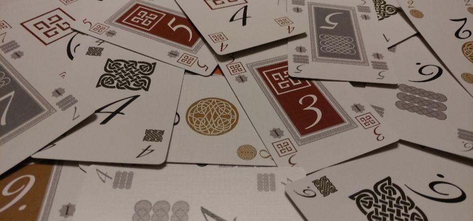 Haggis card types