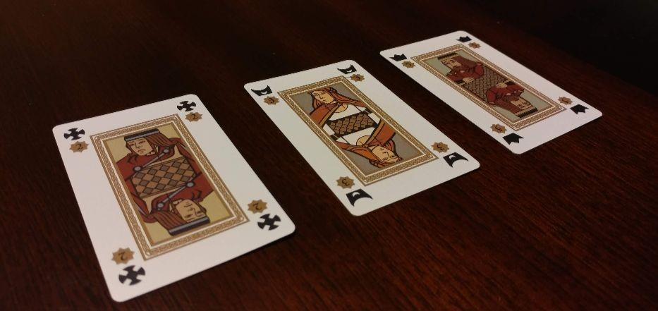 Haggis cards
